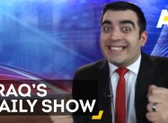 Daily Show Iraq: Ahmed Albasheer Fights ISIL/ Daesh With Comedy