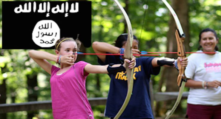 Michigan Town Fears ISIL Summer Camp In Their Backyard