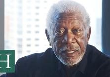Morgan Freeman drops F-Bomb to explain why Iran Deal prevents A-Bomb