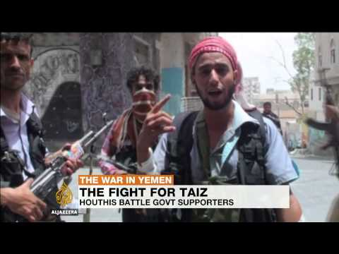 Yemen:  As Aden Falls to pro-Saudi forces, Focus now on Taiz