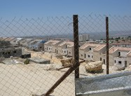 Settlement Expansion Largely Responsible for Violence in Occupied West Bank