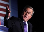 Brothers in Arms: Jeb Bush Won't Say 'No' To Future Torture
