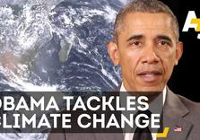 Can Obama's CO2 reductions set pace at Paris world Climate Congress?