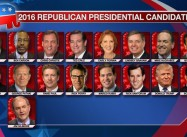 How Likely are the GOP Presidential Candidates Top 10 to drag us into War?