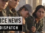 "Syria: Kurdish YPG Expels ""bloodthirsty"" ISIL ""gangs"" from Hasaka (VICE News)"