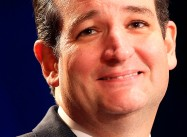 """Ted Cruz:  """"Obama Is Funding Terrorists via Iran Deal!"""" (Forgets Reagan, Cheney)"""