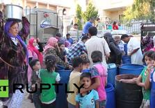 Water Being Used as Weapon of War in Syrian Conflict, UN Warns