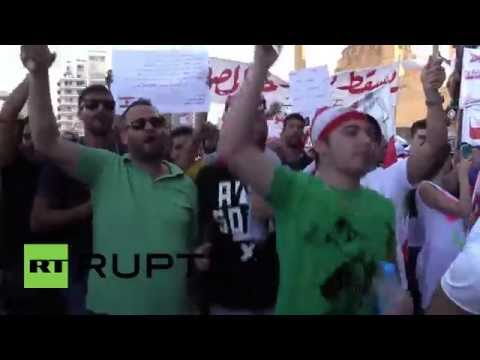 """""""You Stink!"""" Movement Gives Lebanese Gov't 72 Hours to Meet Protesters Demands"""