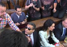 Al Jazeera journalists freed in Egypt
