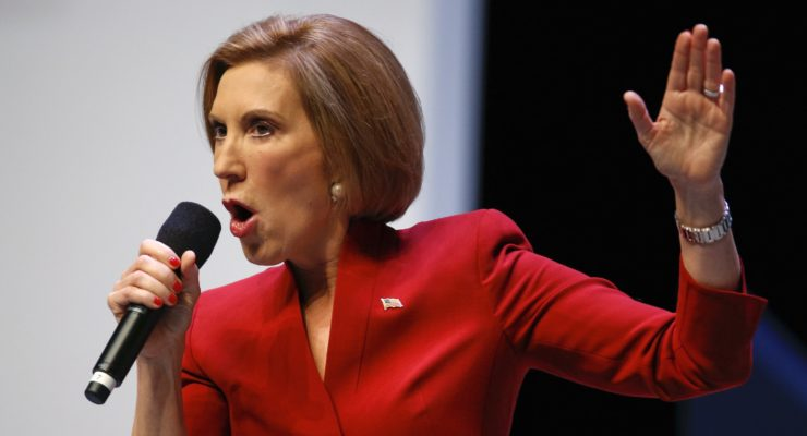 Carly Fiorina Says Waterboarding Keeps America Safe