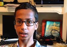 Islam Hysteria:  14 yr old Muslim Student Invents Digital Clock, is Arrested
