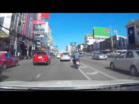 Multiple views of Meteor Explosion over Bangkok