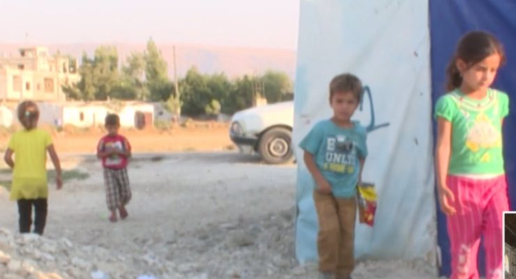Over 1 mn. Syrian Refugees in Lebanon fear Unrest will Expel them Again