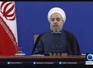 Rouhani forget Geopolitics: Iran's real Enemies are Water & jobs Shortages & Drugs