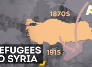 Syrians welcomed Armenian, Iraqi, other Refugees but now Unwelcome as Refugees