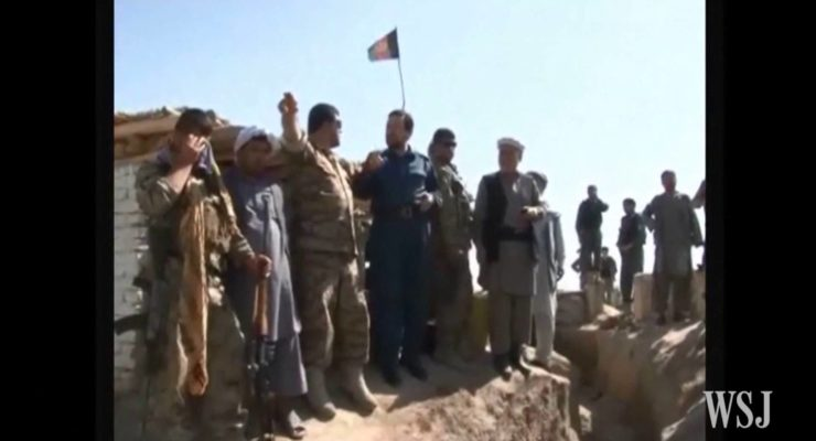 The Final Collapse of Bush's Nation-Building: Kunduz falls to Taliban