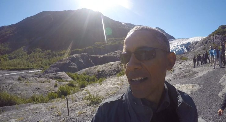 Obama's Journey: Top 10 signs of Extreme Climate Change in Alaska and why it Should Scare Us