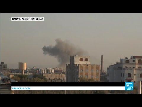 US-Backed Bombing Campaign Strikes Yemeni Wedding Party, Killing Dozens