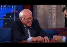 "Why Won't Bernie Sanders Take ""Socialist"" As An Insult?:  Stephen Colbert"