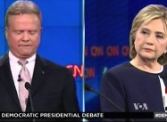 Debate: Clinton slams Iran, Putin & supports Syrian Rebels; Sanders rejects Intervention