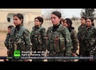 More of Iraq's Kurdish Women Training to Fight Extremists
