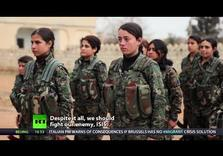 More of Iraq's Kurdish Women Training to Fight Extremists