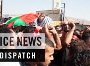 Palestine:  Death of a Stone-Thrower: Intifada 3.0