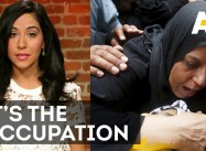 Violence in Israel & Palestine:  It's the Occupation, Stupid!