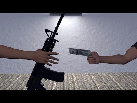 8,855 Murders by Firearm in US in 2012 vs.  30  (Equiv. 164) in UK