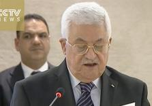 Abbas submits further files on Israeli Crimes to Int'l Criminal Court