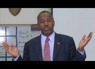 Ben Carson compares Syrian Refugees to Rabid Dogs