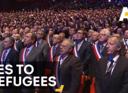 Dear GOP: Remember when you Called French Cowards? They're still Taking in Syria Refugees