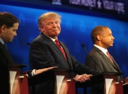 GOP Candidates' Clown Car hides Deadly intent to Enrich the Rich