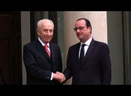 Israel: Shimon Peres doubts Israel can win Permanent war or Survive Annexation of West Bank