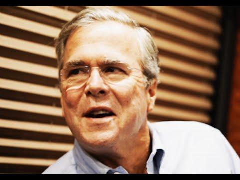 Jeb Bush Wants A Time Machine To murder a Baby  — Hitler