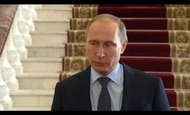 Putin: Turkey supports Radicalism & We may have to Respond, hence Tourism Ban