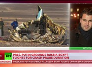 Putin's Dilemma: How To Respond If A Bomb Caused Sinai Air Crash