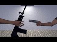 8,124 Murders by Firearm in US in 2014 vs.  29  (Equiv. 144) in UK