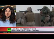 Is the US Suddenly entering a Major new War in Iraq & Syria?