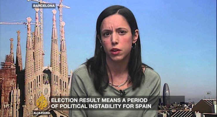 Will Spain's Bernie Sanders be a power Broker in wake of Elections?