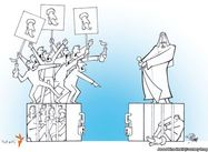 In Cartoons: How Iranians, Saudis See Each Other