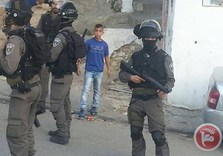 Majority of Jerusalem Palestinians detained in 2015 were minors