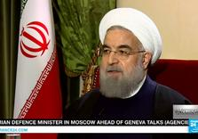 """Iran's Rouhani: """"US now sees Iran as only country able to fight terrorism in the region"""""""