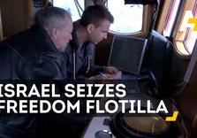 Israel Sued in US over Flotilla Attacks