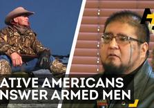 Paiute Native Tribe: Oregon Militia is Polluting our Ancestral Land