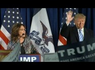 Palin for Trump:  'Political Correctness' (anti-racism) is a Suicide Bomb Vest