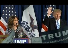 Palin for Trump:  'Political Correctness' (anti-racism) is a Suicide Bomb Vest
