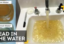 People in Lead-Poisoned Flint Still without clean Water