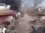 Russian Airstrike on al-Qaeda Lair hits Prison, as US hypocritically slams Moscow
