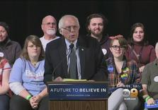 """""""Stunning"""" Sanders Surge in Iowa over Clinton on Healthcare, Wall Street Stands"""